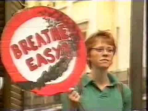 Reclaim the Streets - World in Action 1997