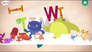 Endless Alphabet Learn Letter Q Entertaining and Fun Education For Kids