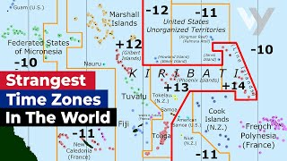 Strangest Time Zones of the World