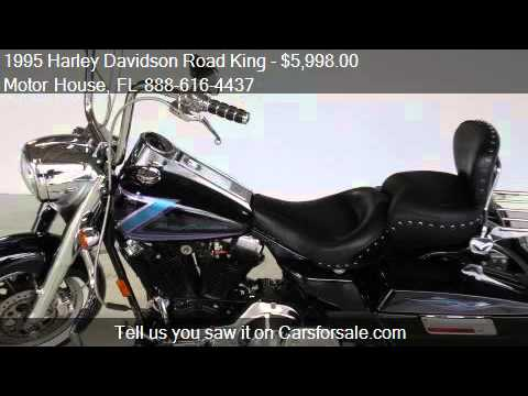 1995 Harley Davidson Road King Specifications 1995 Harley Davidson Road King