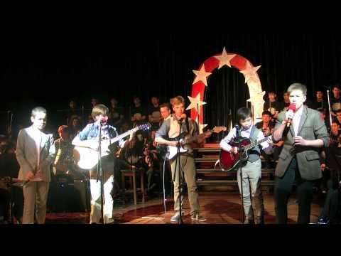 Mumford & Sons   Island School Stars In Their Eyes 2013