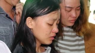 Lễ tang MARIA Nguyễn Hoàng Yến 22t (9/10/2016) phần 1