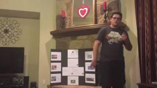 FlyBuy Drones - Blake Herrera DECA Presentation - Professional Selling