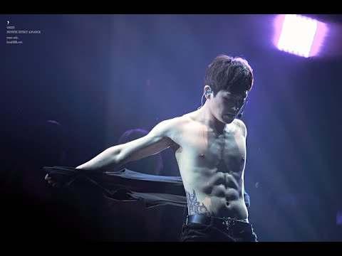 Hoya (Infinite) _ ABS SHIRTLESS