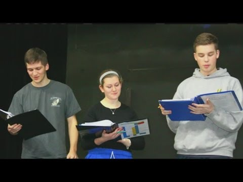 "Mass Appeal Holyoke Catholic High School Presents ""You're a Good Man Charlie Brown"" - 03/13/2014"
