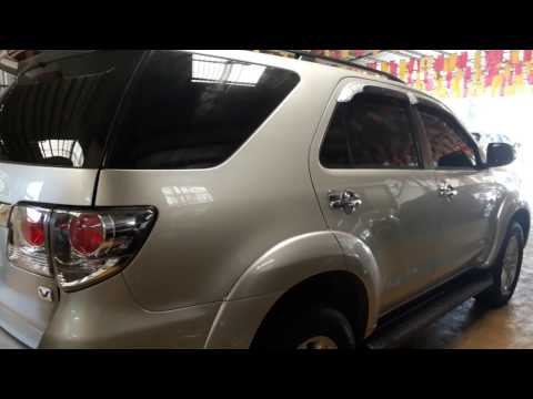 2013 TOYOTA FORTUNER V 4X4 AT