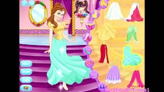 7 games little girls disney princess