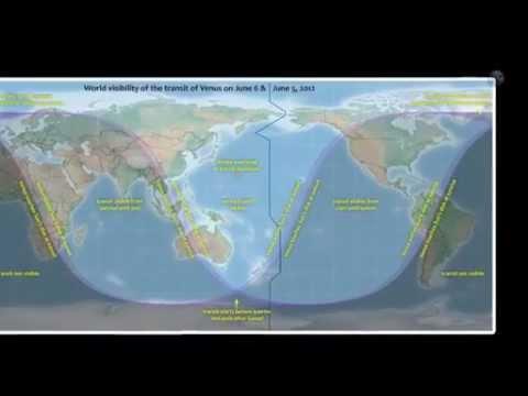 Venus Transit of the Sun