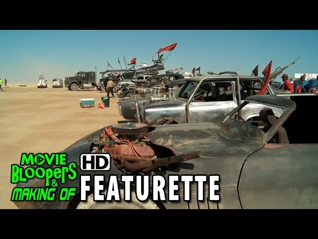 Mad Max: Fury Road (2015) Featurette - Vehicles