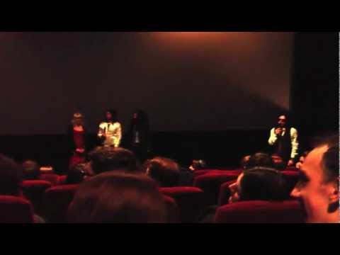 The Room Q&A with Tommy Wiseau & Greg Sestero, Liverpool (13th Feb 2013)