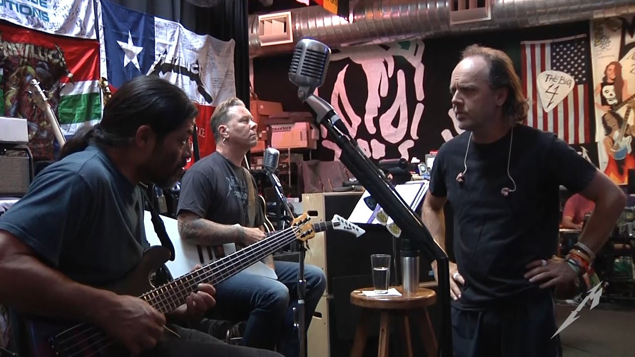 "Metallica: Lima - The Making of ""Confusion"""