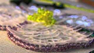 Tips to master the Tambour Beading technique