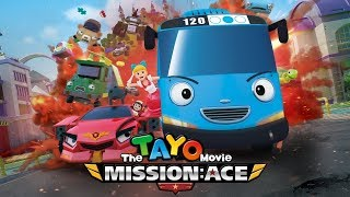 Tayo Mission Ace l Tayo Film l Cartoon für Kinder l Tayo der Kleine Bus