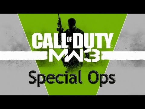 Call of Duty - Modern Warfare 3 : Special Ops! Ep.: 1 [HUN] |HD|