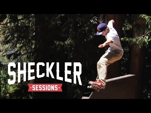 Sheckler Sessions - Ramp Camp Adventures - Episode 2
