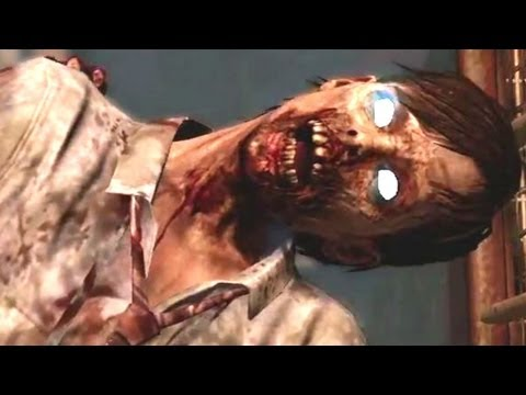 'Die Rise' ZOMBIES New Character?! MARLTON IS A ZOMBIE! Black Ops 2 'Revolution Map Pack