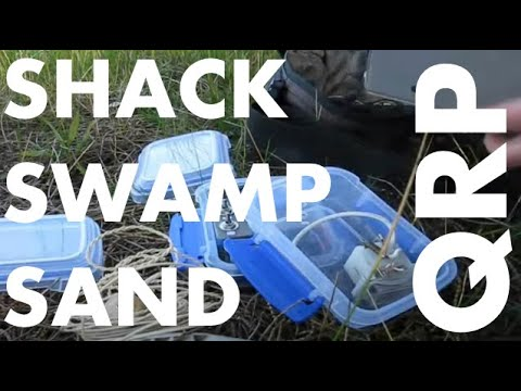 Shack Swamp and Sand: QRP in the 2011 Remembrance Day Contest