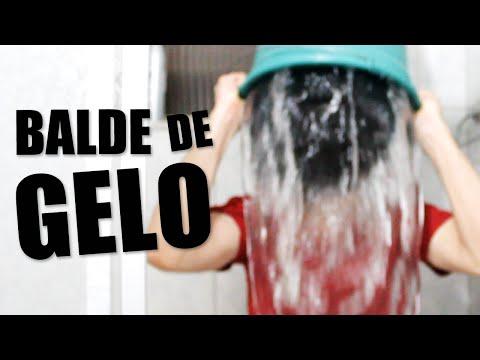 DESAFIO BALDE DE ÁGUA COM GELO! (ALS Ice Bucket Challenge)