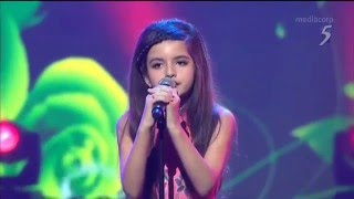 Angelina Jordan - What a Diff
