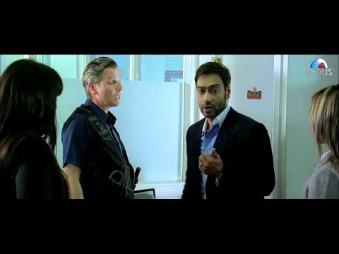 Officers From Immigration Department Come To Ajay Devgan's Office (tezz) video