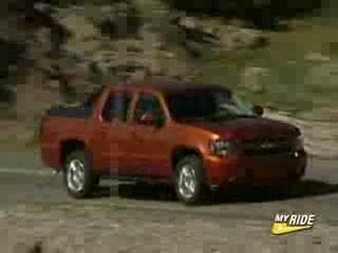 Chicago: 2007 Chevrolet Avalanche Video