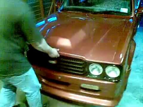 Part 4  - 1978 Toyota Corona 3.5L V8 (Century)