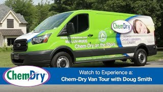 Chem-Dry's Hot Carbonating Extraction Cleaning