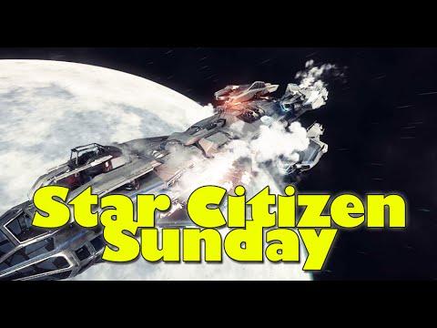 Star Citizen Sunday Part 2 - Baby PU & Star Marine Update + Sabre Q&A