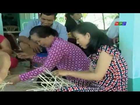 Phía sau cây lúa: giữ nghề làm bánh truyền thống của gia đình