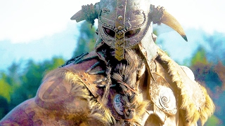 FOR HONOR All Cutscenes Movie Vikings/Samurai/Knight