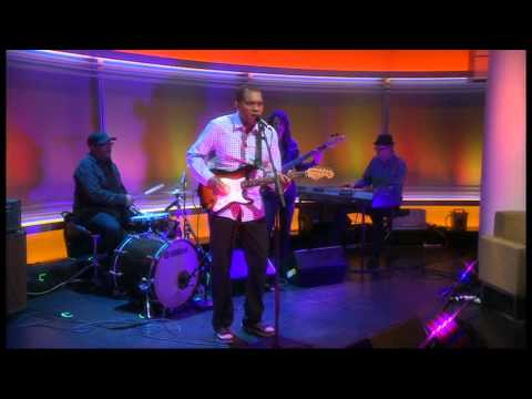 Robert Cray sings 'A Memo' on the Andrew Marr Show