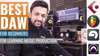 Best Music Production Software For Beginners | Hindi