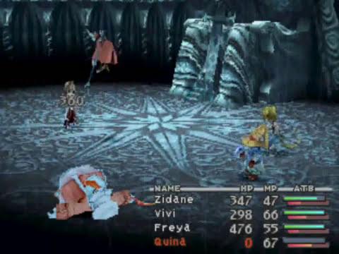 Final Fantasy IX Boss #6 - Beatrix