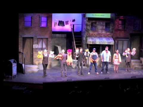 For Now- Avenue Q At Smithtown Pac video