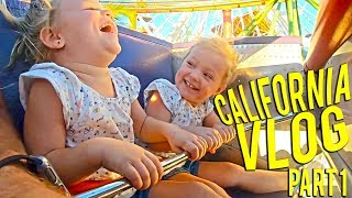 Busby California Vlog Part 1