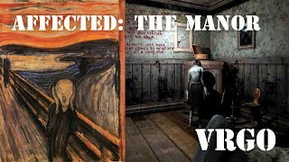 VRGO - Affected: The Manor played on the Oculus Go