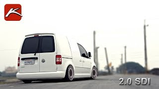 VW Caddy тест драйв