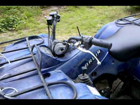 Yamaha Bruin 350 >> 2004 Yamaha Bruin 350 4x4 for sale !!!! - YouTube