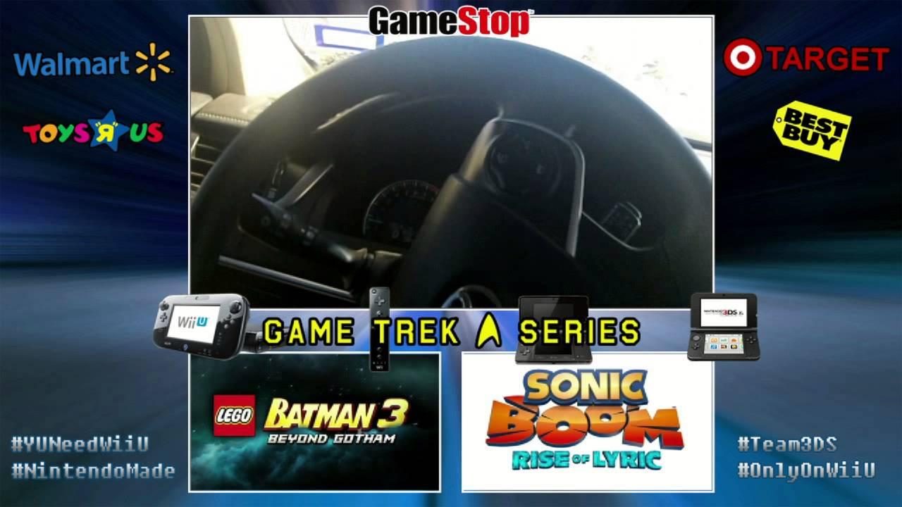 Lego batman 3 sonic boom rise of lyric unboxing game - Lego sonic boom ...