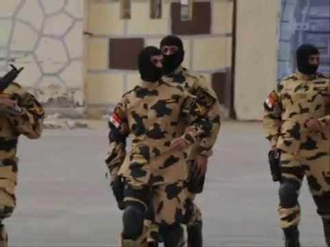 السيسي وقوات الصاعقة ( القوات الخاصة المصرية ) Music Videos