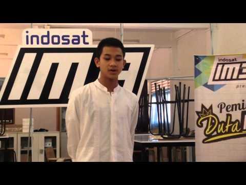 video audisi duta im3 2014