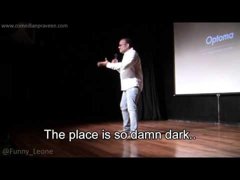 Comedian Praveen Kumar on Fine Dining Restaurants