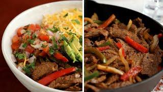 Steak Tacos & Next Day Grain Bowl • Tasty
