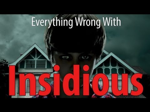 Everything Wrong With Insidious In 8 Minutes Or Less video