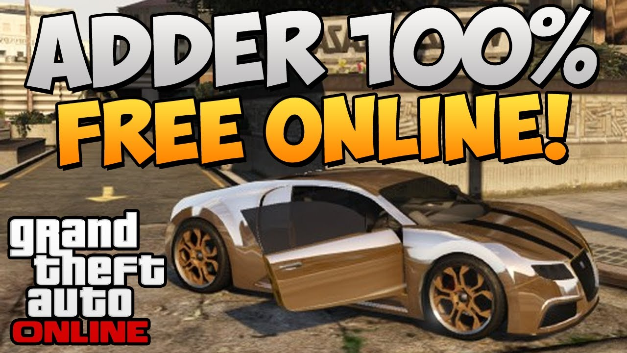Gta 5 Bugatti Location Online Gta 5 Online How to Get