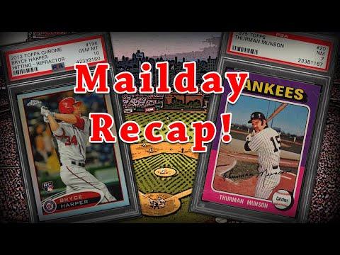 eBay & Facebook Baseball Card Pickups!