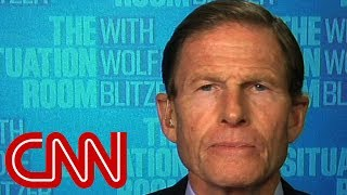Sen. Blumenthal: Trump did commit a crime