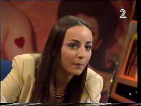Tal Berman Interviews Vj Camilla Raznovich (Parpar Layla 1998)