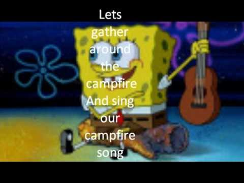 how to play the campfire song song