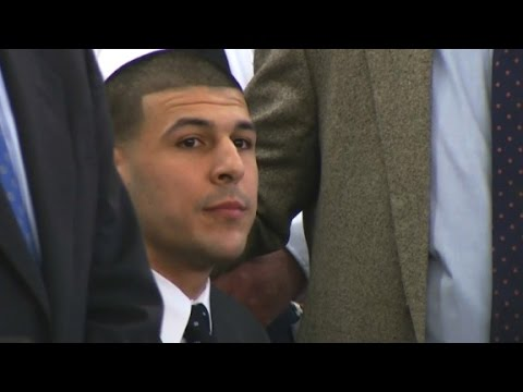 Former New England Patriots Player Aaron Hernandez Found Guilty Of Murdering Odin Lloyd. Sentenced To Life In Prison Without The Possibility Of Parole (Video)